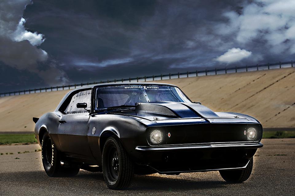 1967 camaro prostreet restomod black ops