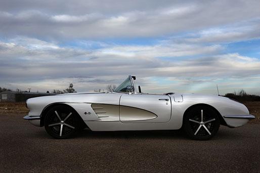 Molecular Motors 60 corvette restomod